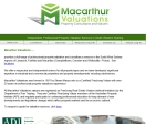 View More Information on Macarthur Valuations Pty Ltd