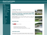 View More Information on Maccaferri Pty Ltd, Derwent park