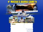 View More Information on Macka's Barra Camp