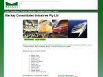 View More Information on Mackay Consolidated Industries Pty Ltd
