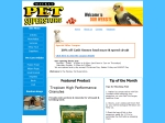 View More Information on Mackay Pet Superstore