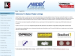 View More Information on Madex Plaster Linings Pty Ltd