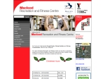 View More Information on Macleod Recreation And Fitness Centre