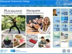 View More Information on Macquarie Business Training Centre