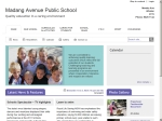 View More Information on Madang Avenue Public School