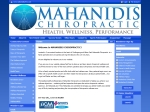 View More Information on Mahanidis Chiropractic Clinic
