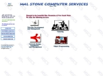 View More Information on Mal Stone Computer Services