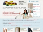 View More Information on Manhattan Dry Cleaners, Adelaide