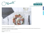View More Information on Mantaray Seafood