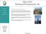 View More Information on Marco Polo Painting & Decorating Pty Ltd