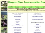 View More Information on Margaret River Holidays