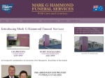 View More Information on Mark G Hammond Funeral Services
