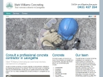 View More Information on Mark Williams Concreting