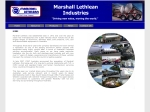 View More Information on Marshall Lethlean Industries