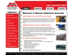 View More Information on Marson Industries