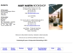 View More Information on Mary Martin Bookshop (S.A.), Adelaide