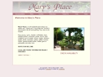 View More Information on Mary's Place Bed & Breakfast