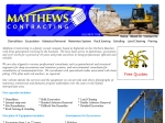 View More Information on Matthews Contracting Pty Ltd