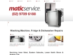 View More Information on Matic Service
