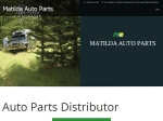 View More Information on Matilda Auto Parts