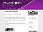 View More Information on Maxbutts Towing
