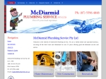 View More Information on McDiarmid Plumbing Service