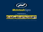 View More Information on McIntosh Signs
