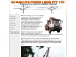 View More Information on McMahon's Power Lines