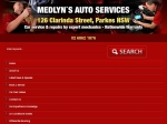View More Information on Medlyn's Auto Repairs, Parkes