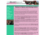 View More Information on Melann's Sewing Centre
