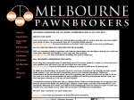 View More Information on Melbourne Pawn Brokers
