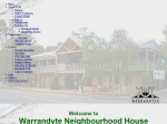 View More Information on Melbourne Project Resources, Warrandyte