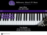 View More Information on Melbourne School Of Music