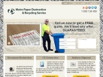 View More Information on Metro Paper Destruction Pty Ltd, Keysborough
