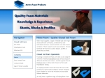 View More Information on Metro Foam Products