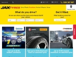 View More Information on JAX Tyres, Geelong