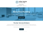 View More Information on Mike Taylor Plumbing