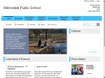 View More Information on Milbrodale Public School