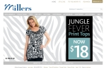View More Information on Miller's Fashion Club, Fremantle