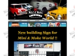 View More Information on Mini & Moke Wreckers