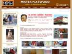 View More Information on Mister Ply&Wood Newcastle