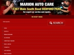 View More Information on Marion Auto Care, Bedford Park