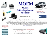 View More Information on Mobile Office Equipment Mechanic, Townsville