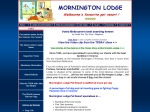 View More Information on Mornington Lodge