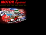 View More Information on Motor Spares