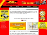 View More Information on Move Yourself Trailer Hire