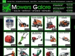 View More Information on Mowers Galore Pty Ltd