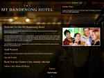 View More Information on Mt Dandenong Hotel