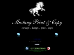 View More Information on Mustang Print & Copy