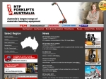 View More Information on N.T.P. Forklifts Australia